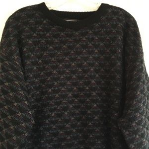 Jantzen vintage men's sweater SIZE LARGE